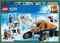 LEGO® City Polárne prieskumné nákladné auto