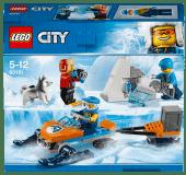 LEGO® City Polárny prieskumný tím