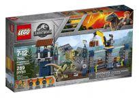 LEGO® Jurassic World Útok Dilophosaura na hlídku