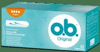 O.B. Tampony Super (32 ks)