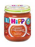6x HiPP BIO Krémová polievka paradajková 200 g, od uk. 7. mesiaca