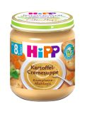 6x HiPP BIO Krémová polievka zemiaková so zeleninou 200 g, od uk. 7. mesiaca