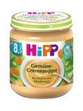 6x HiPP BIO Krémová polievka zeleninová 200 g, od uk. 7. mesiaca