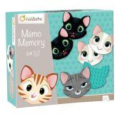 AVENUE MANDARINE Dětská hra Memo Kočky