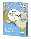 6x NESTLÉ Naturnes Bio Banánová kaša 200 g