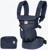 ERGOBABY Detské nosidlo Omni 360 Cool Air Mesh - Midnight Blue New