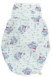 ERGOBABY Zavinovačka Swaddler Hello Kitty – Sail Away New