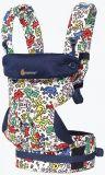 ERGOBABY Nosidełko 360 Keith Haring – Pop