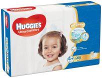 HUGGIES® Ultra Comfort Jumbo 4+ (10-16 kg) 46 szt. – pieluchy jednorazowe