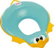 OK BABY Redukce na WC Ducka tyrkysová 72