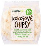 COUNTRYLIFE BIO Kokosové chipsy 150g