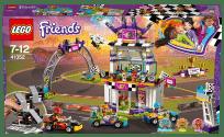 LEGO® Friends 41352 Dzień wielkiego wyścigu
