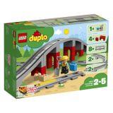 LEGO® DUPLO® 10872 Doplňky k vláčku - most a koleje