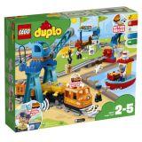 LEGO® DUPLO® 10875 Nákladní vlak