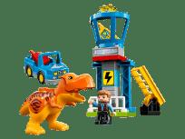 LEGO® DUPLO® 10880 T. rex a věž