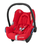 MAXI-COSI Autosedačka CabrioFix - Nomad red 2019
