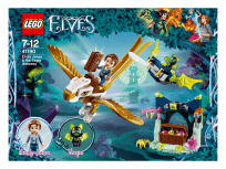 LEGO® ELVES 41190 Emily Jonesová a únik na orlovi
