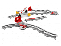 LEGO® DUPLO® 10882 Koľajnice
