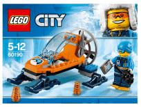 LEGO® CITY 60190 Polárny klzák