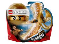 LEGO® NINJAGO 70644 Zlatý pán drakov