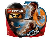 LEGO® NINJAGO 70645 Dračí mistr Cole