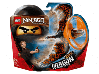 LEGO® NINJAGO 70645 Cole – pán drakov