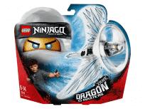 LEGO® NINJAGO 70648 Zane – pán drakov