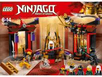 LEGO® NINJAGO 70651 Závěrečný souboj v trůnním sále