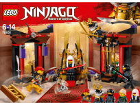 LEGO® NINJAGO 70651 Súboj v trónnej sále