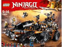 LEGO® NINJAGO 70654 Dieselnaut