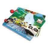 BINO Krtko a Panda kniha s príbehom