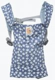 ERGOBABY Nosidlo pre bábiky – Blue Daisies