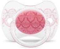 SUAVINEX Premium Dudlík fyziologický (0-4m) – růžový