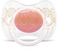 SUAVINEX Premium Dudlík fyziologický (4-18m) – růžový