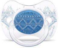 SUAVINEX Premium Dudlík fyziologický (4-18m) - tmavě modrý