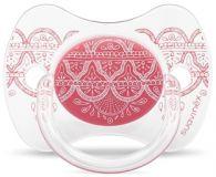 SUAVINEX Premium Dudlík fyziologický (18m+) - růžový