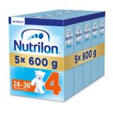 5x NUTRILON 4 (600g) – kojenecké mléko