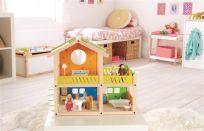 HAPE Dřevěná vila