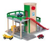 BRIO Poschodové parkovacie garáže s výťahom