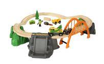BRIO Vláčiková dráha s nákladným vlakom