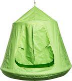 WOODY Ptačí hnízdo zelené, závěsný stan