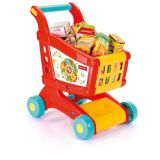 DOLU Dětský nákupní vozík Fisher Price