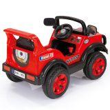 DOLU Elektrické auto NITRO pre deti s klaksónom, 6V