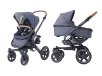 MAXI-COSI Wózek wielofunkcyjny Nova 4 – Sparkling Blue 2019