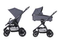 MAXI-COSI Wózek wielofunkcyjny Stella Urban – Sparkling Blue 2019