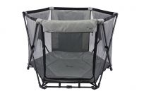 BO JUNGLE Skladacie ohrádka B-playard Grey