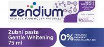 ZENDIUM Zubní pasta Gentle Whitening pro jemné bělení zubů 75 ml