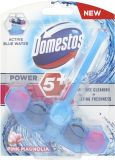 7x DOMESTOS Power 5+ Blue Water Pink 53 g – kostka do WC