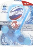7x DOMESTOS Power 5+ Blue Water Ocean 53 g – kostka do WC