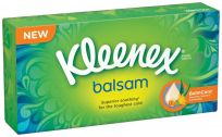 KLEENEX Balsam Box 72 ks